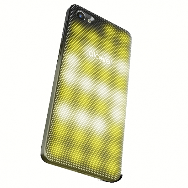 Alcatel ONETOUCH A5 LED