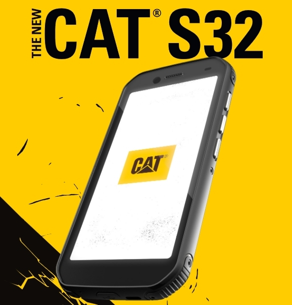 Caterpillar CAT S32